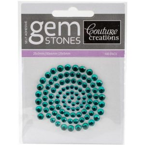 Adhesive Gems & Pearls