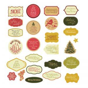 *Christmas Embellishments
