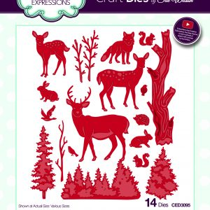 Sue Wilson Festive Collection 17