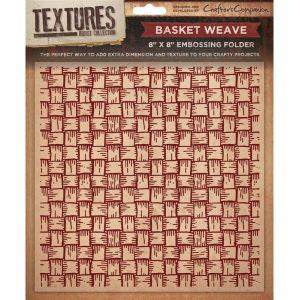 Textures Embossing Folders