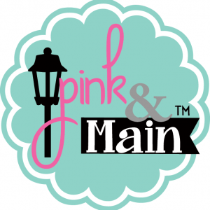 Pink & Main Stamps