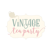 Sara Signature Collection Vintage Tea Party