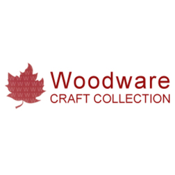 Woodware Craft Collection Christmas Themed Products